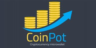 CoinPot new cryptocurrency microwallet