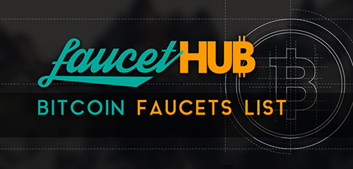Faucet Hub Micropayment Platform with Faucet list