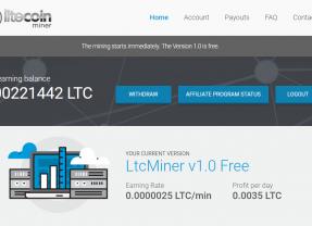 Litecoin Miner