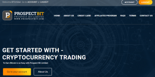 Prospect Bit Limited | Earn 12% Daily